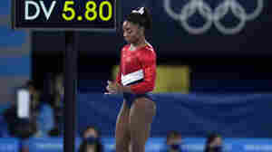 Simone Biles Will Return For The Olympic Balance Beam Final