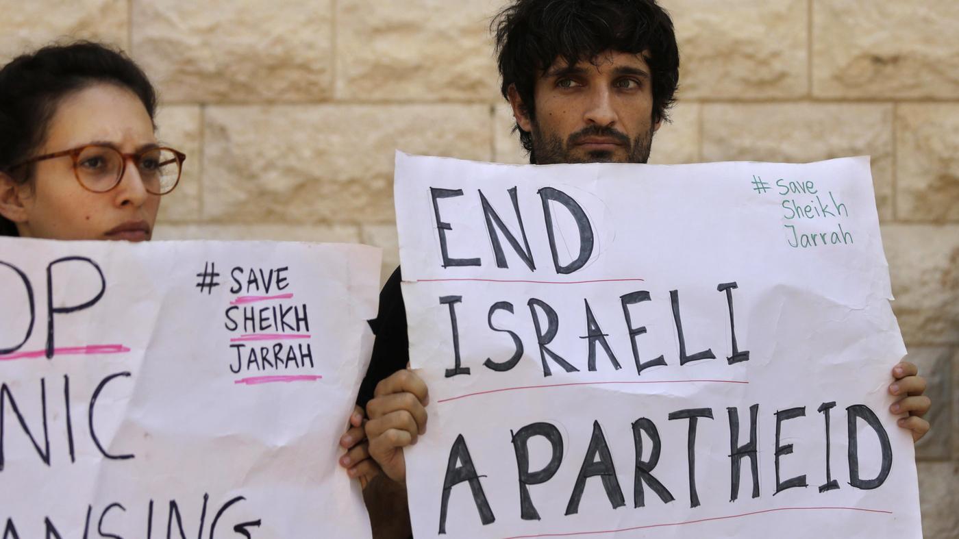 Israel High Court presents plan to resolve confrontation over Sheikh Jarrah's evictions: NPR