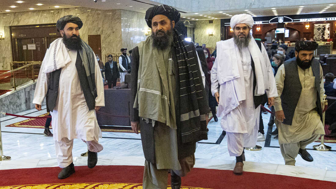 The Taliban say they have changed.  Experts don't buy it and fear for Afghanistan: NPR