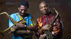 Femi And Made Kuti Present A Father-Son Double Album, 'Legacy +'