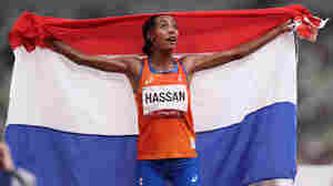 Dutch Runner Who Fell During Her Race Went On To Win Gold — She's Aiming For Two More