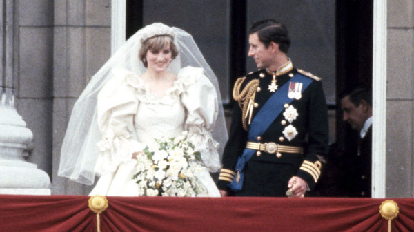 Diana Princess of Wales and Prince Charles were married in London, England on  July 29, 1981. A piece of one of their official wedding cakes is expected to fetch hundreds of dollars at auction.