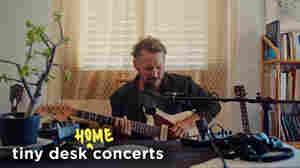 Ben Howard: Tiny Desk (Home) Concert