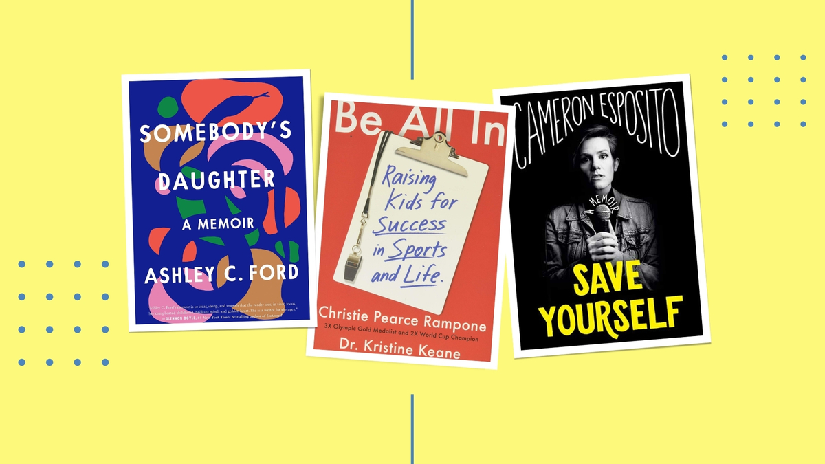 Football star Abby Wambach recommends books on sports and leadership: NPR