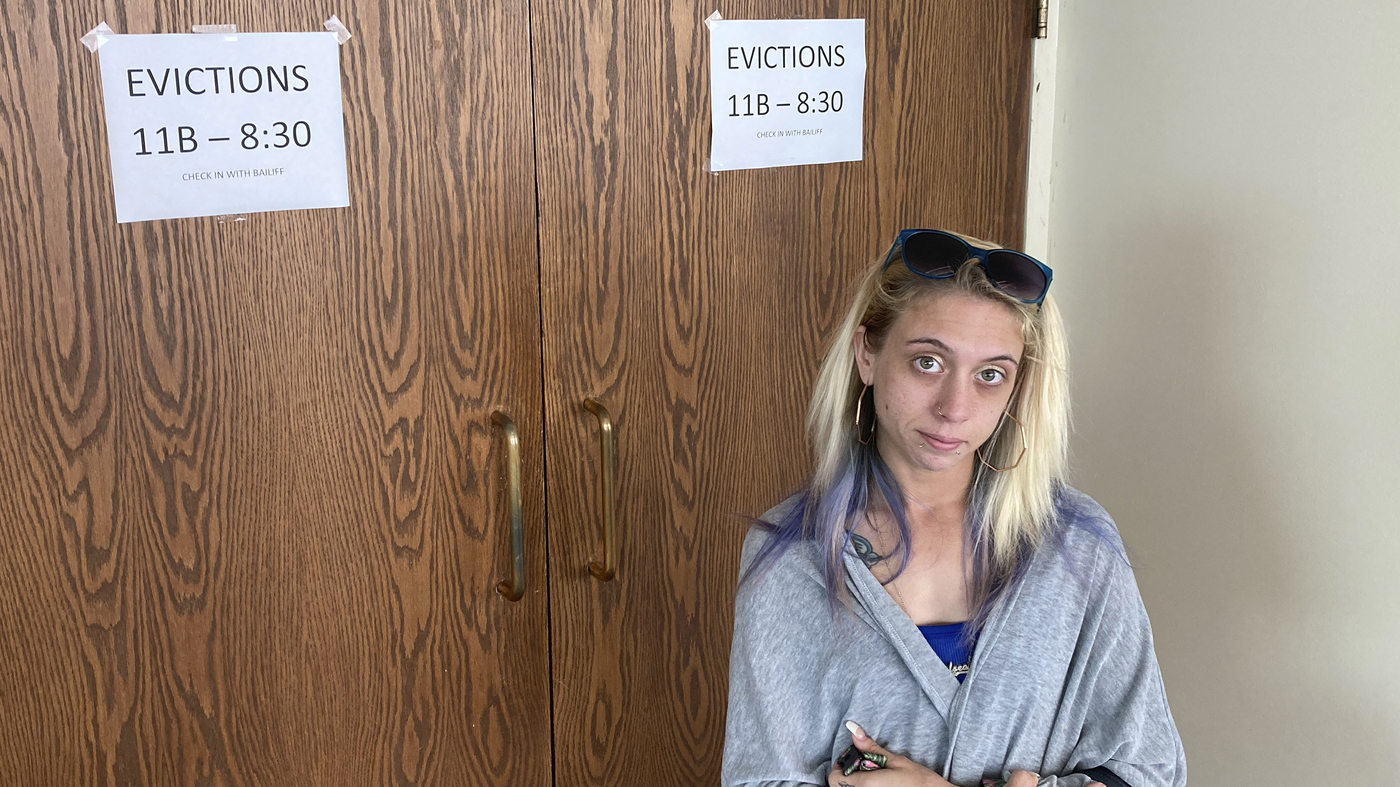 Tenants Were Evicted Between The End Of The Eviction Ban And The Pledge To Resume It