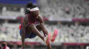 U.S. Long Jumper And Medalist Brittney Reese Says It's Time She Gets Some Recognition