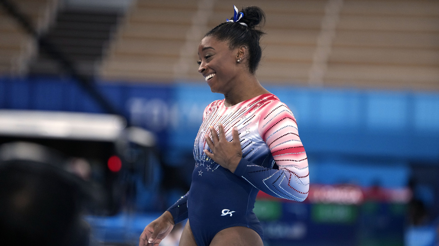 She's Still Dealing With The Twisties, But Simone Biles Wins Another Medal In Tokyo