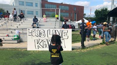 D.C. Keeps Losing Children To Gun Violence. Their Friends Are Still Healing