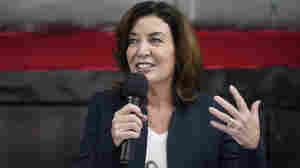 If Gov. Cuomo Leaves Office, Lt. Gov. Kathy Hochul Would Be Next, And Make History