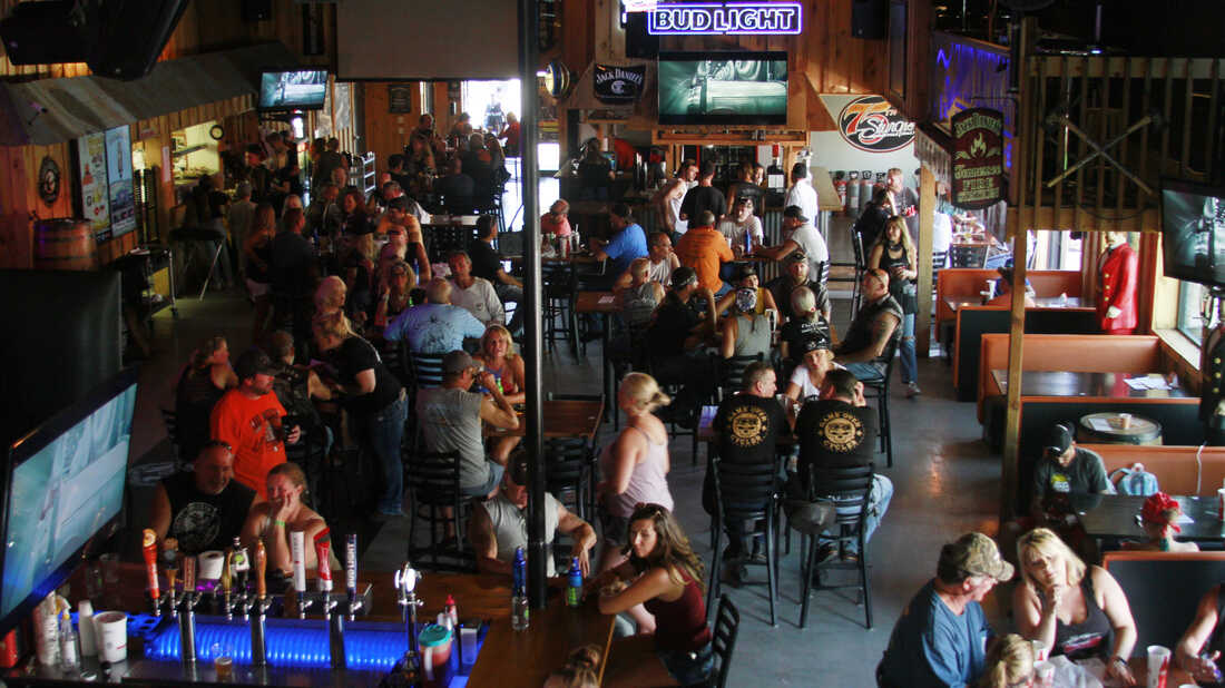 The Sturgis Motorcycle Rally Is Coming Back Despite The Ongoing Coronavirus Pandemic 2