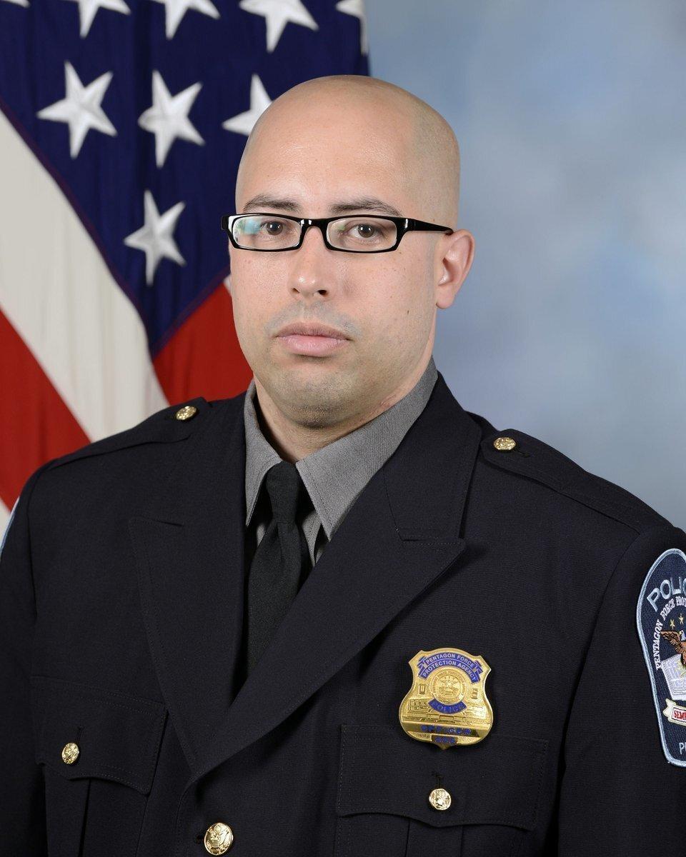 Pentagon police officer George Gonzalez killed unprovoked attack: NPR