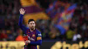 After 17 Seasons With FC Barcelona, Lionel Messi Is Leaving