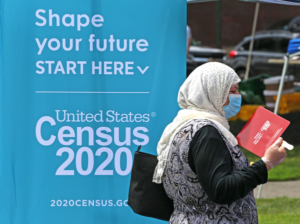 For months, the coronavirus pandemic and Trump officials' interference delayed the release of the 2020 census demographic data used to redraw voting districts around the U.S.