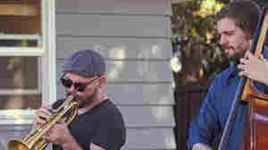 Portland's Montavilla Jazz Brings Music To Your Front Door