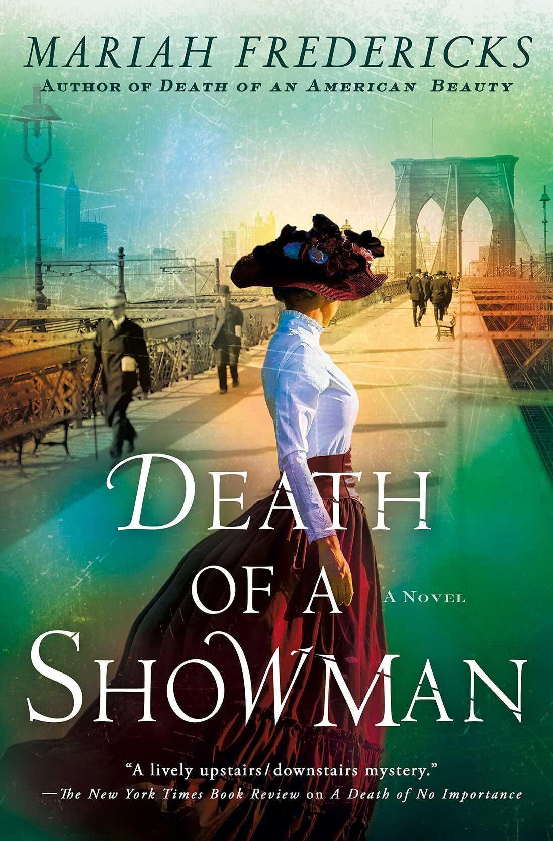 Death of a Showman, by Mariah Fredericks