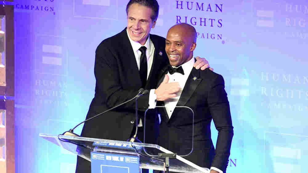 Cuomo Scandal Entangles Leader Of Influential LGBTQ Advocacy Group