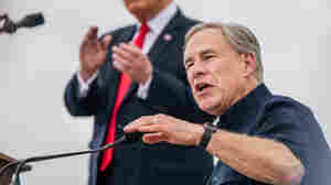 Controlling The Border Is A Challenge. Texas Gov. Abbott's Crackdown Is Proving That