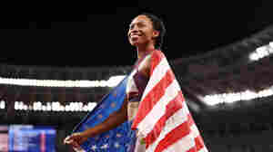 Allyson Felix Now Has More Olympic Medals Than Any Female Track Athlete In History