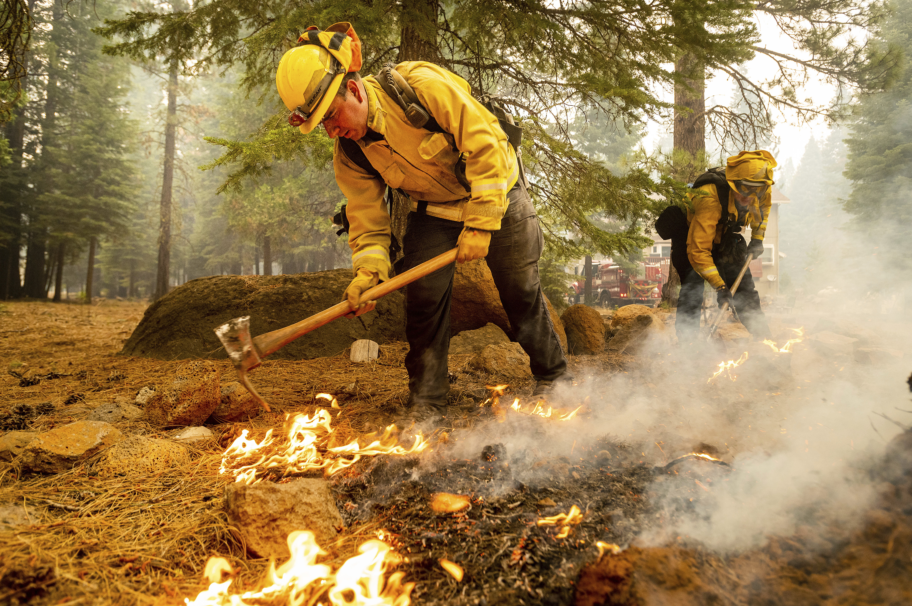The Dixie Fire Is The 2nd Largest In California History And Is ...