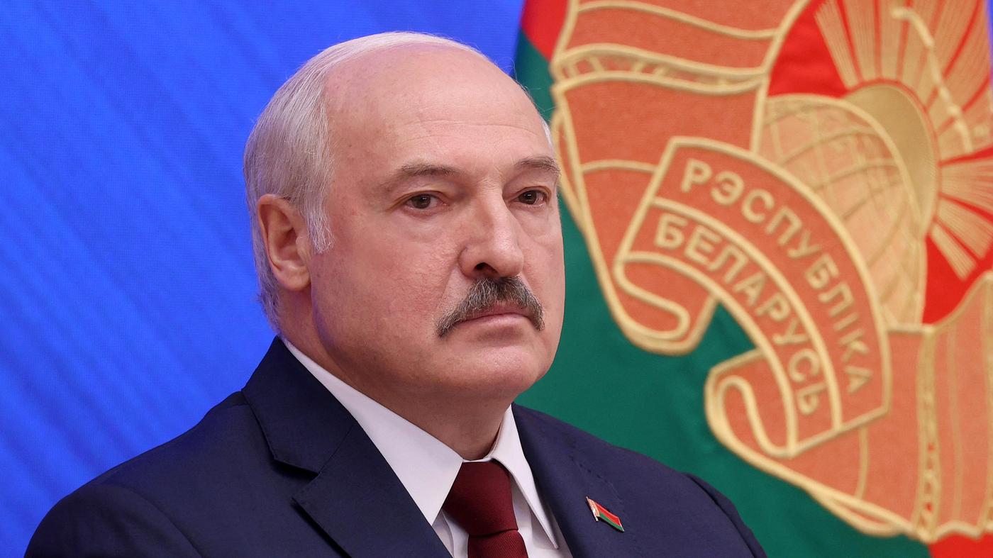 US imposes sanctions on Belarusian leader Alexander Lukashenko's allies: NPR