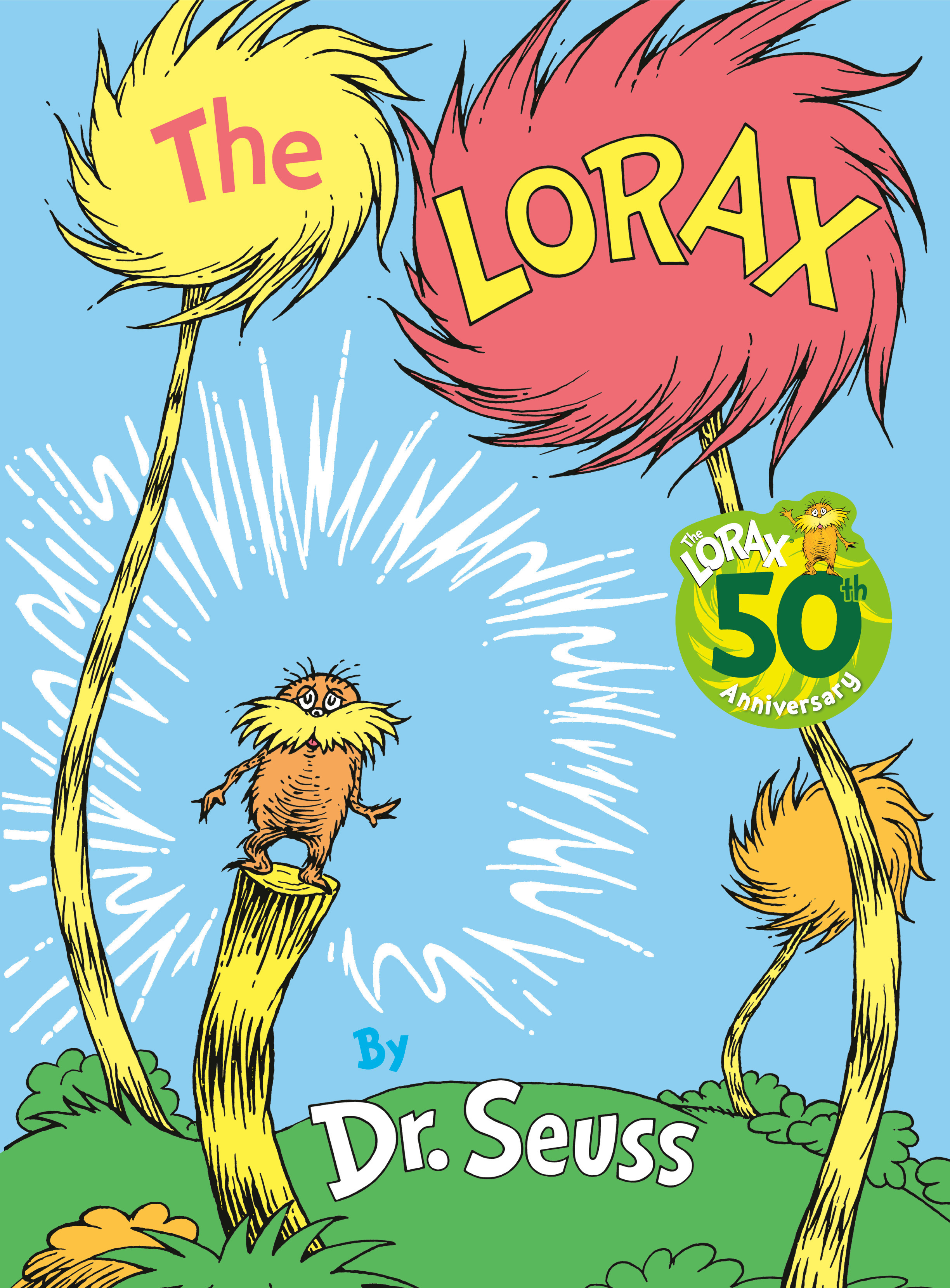 Dr. Seuss Warned Us 50 Years Ago, But We Didn't Listen To 'The Lorax' : NPR