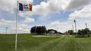 How A Town Of Just 4,000 Prepared For Today's Historic MLB 'Field Of Dreams' Game