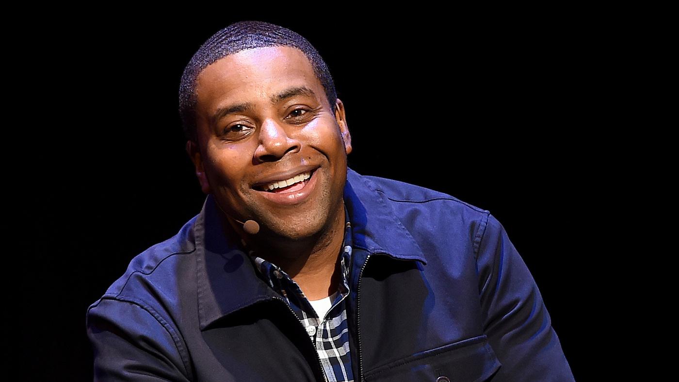 'Put Me On Blast': Kenan Thompson On 'SNL' And His New, Self-Titled Sitcom - NPR