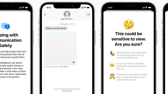 Survivors Laud Apple's New Tool To Spot Child Sex Abuse But The Backlash Is Growing