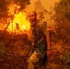 Photos : Feux de forêt et inondations dans certains pays méditerranéens