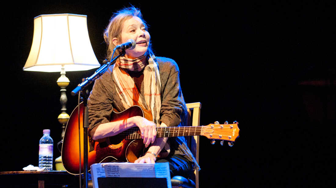 Nanci Griffith Has Died. The Texas Singer-Songwriter Was 68