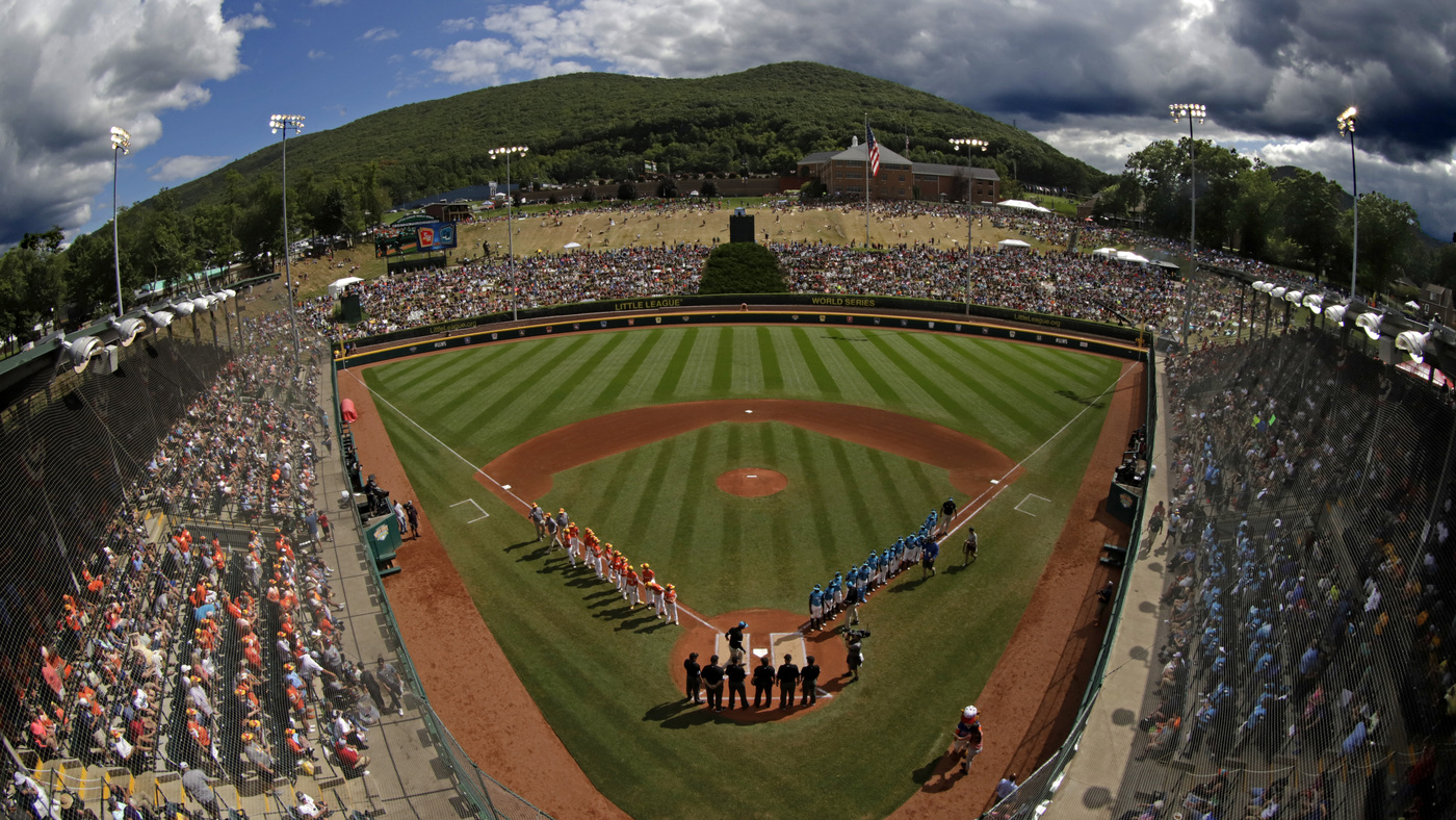 Little League Says The General Public Can't Attend Its World Series