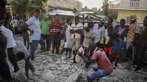 Death Toll Nears 1,300 In Haiti After Massive Earthquake