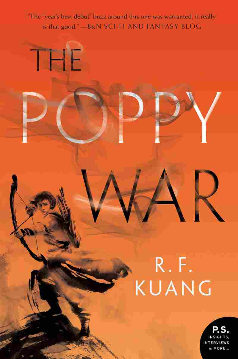 The Poppy War Trilogy, by R.F. Kuang
