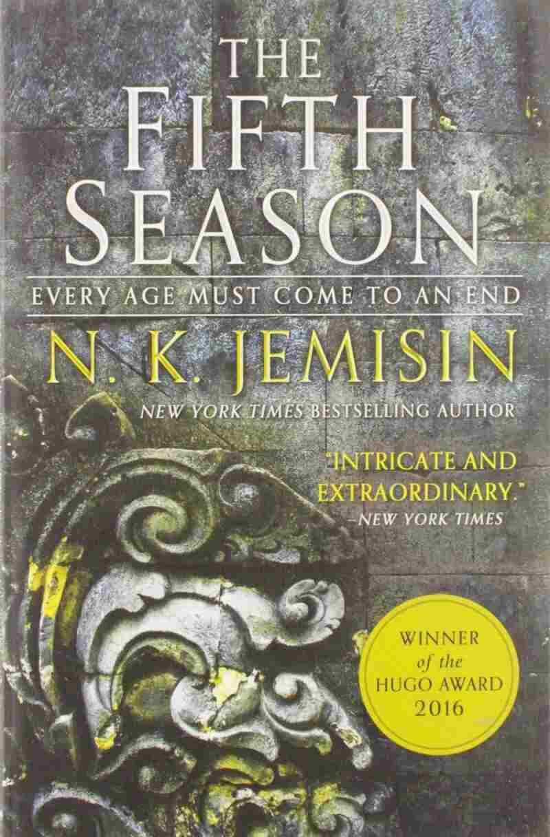 The Broken Earth (series), by N.K. Jemisin