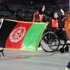 Afghan Paralympic team arrived in Tokyo with international help: NPR