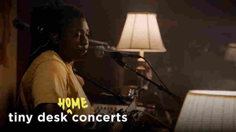 Joy Oladokun: Tiny Desk (Home) Concert
