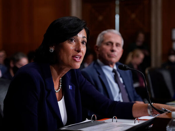 Dr. Rochelle Walensky, director of the Centers for Disease Control and Prevention and top infectious disease expert Dr. Anthony Fauci were among other federal officials who have called for the U.S. to begin to roll out booster shots in September.