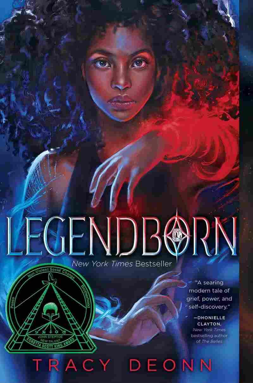 Legendborn, by Tracy Deonn