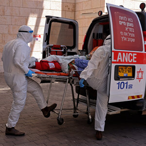 Highly Vaccinated Israel Is Seeing A Dramatic Surge In New COVID Cases. Here's Why