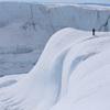 Lần đầu tiên trong lịch sử có ghi lại mưa rơi trên đỉnh băng ở Greenland