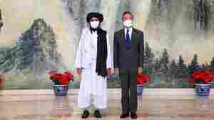 Here's What A Taliban-Controlled Afghanistan May Mean For China