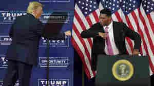 Trump Ally Herschel Walker Is Running For U.S. Senate In Georgia