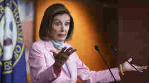 Pelosi Condemns 2 Lawmakers For Taking A 'Secret' Trip To Afghanistan