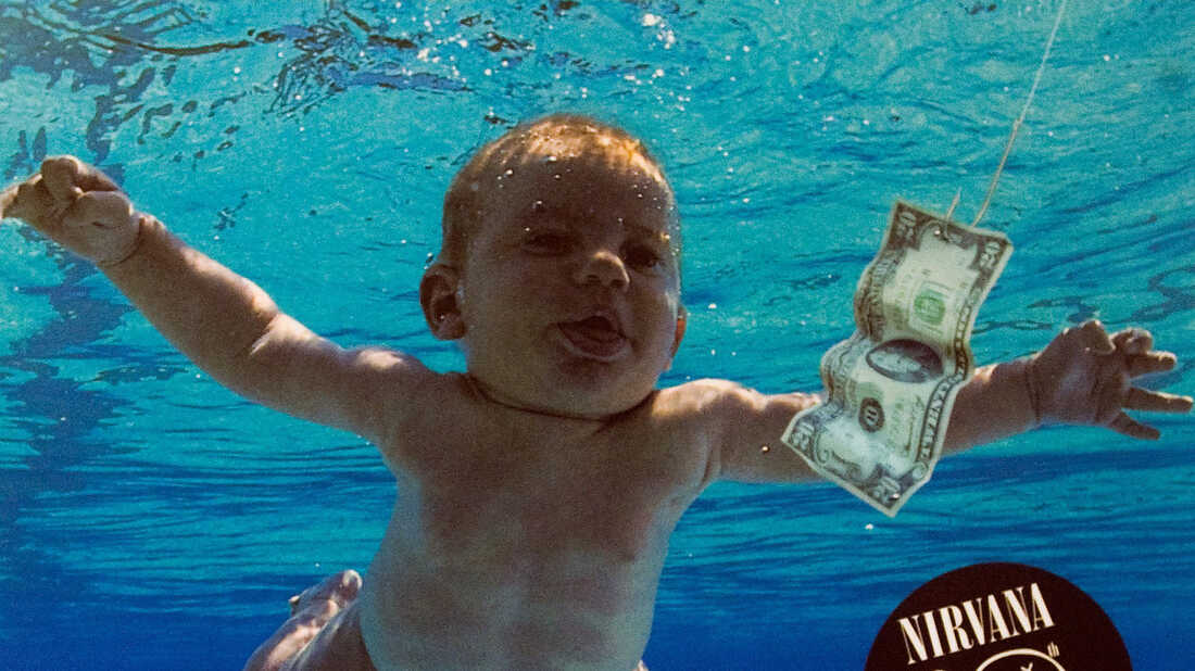 Man Photographed As A Baby On 'Nevermind' Cover Sues Nirvana For Sexual Exploitation