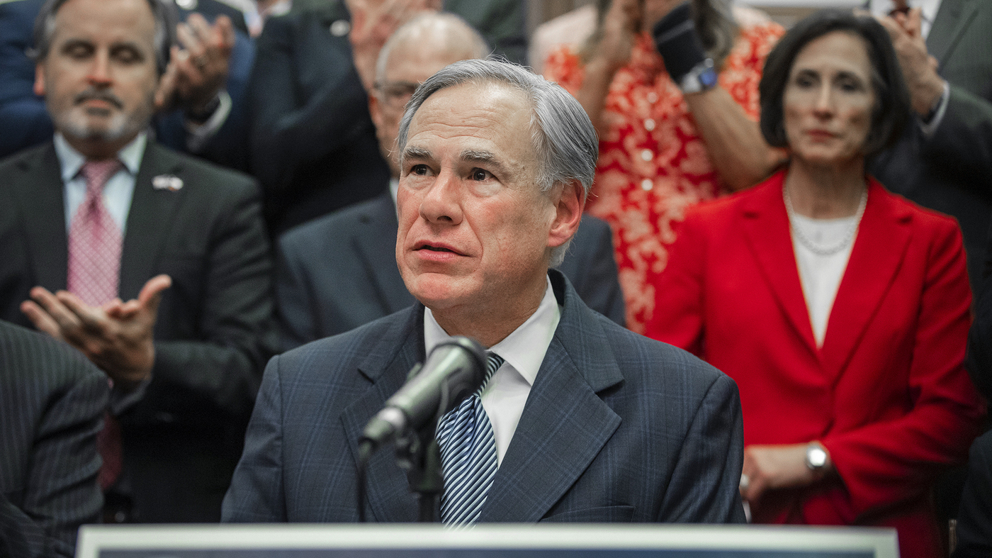 Texas Governor Issues Order Banning Local Vaccine Mandates