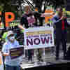 Fed Up With Inaction Over Voting Rights, Thousands March On Washington