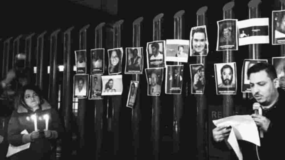 Mexico's Journalists Speak Truth To Power, And Lose Their Lives For It