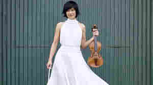 Isolated By Pandemic, Violinist Jennifer Koh Nurtured A New Community Online