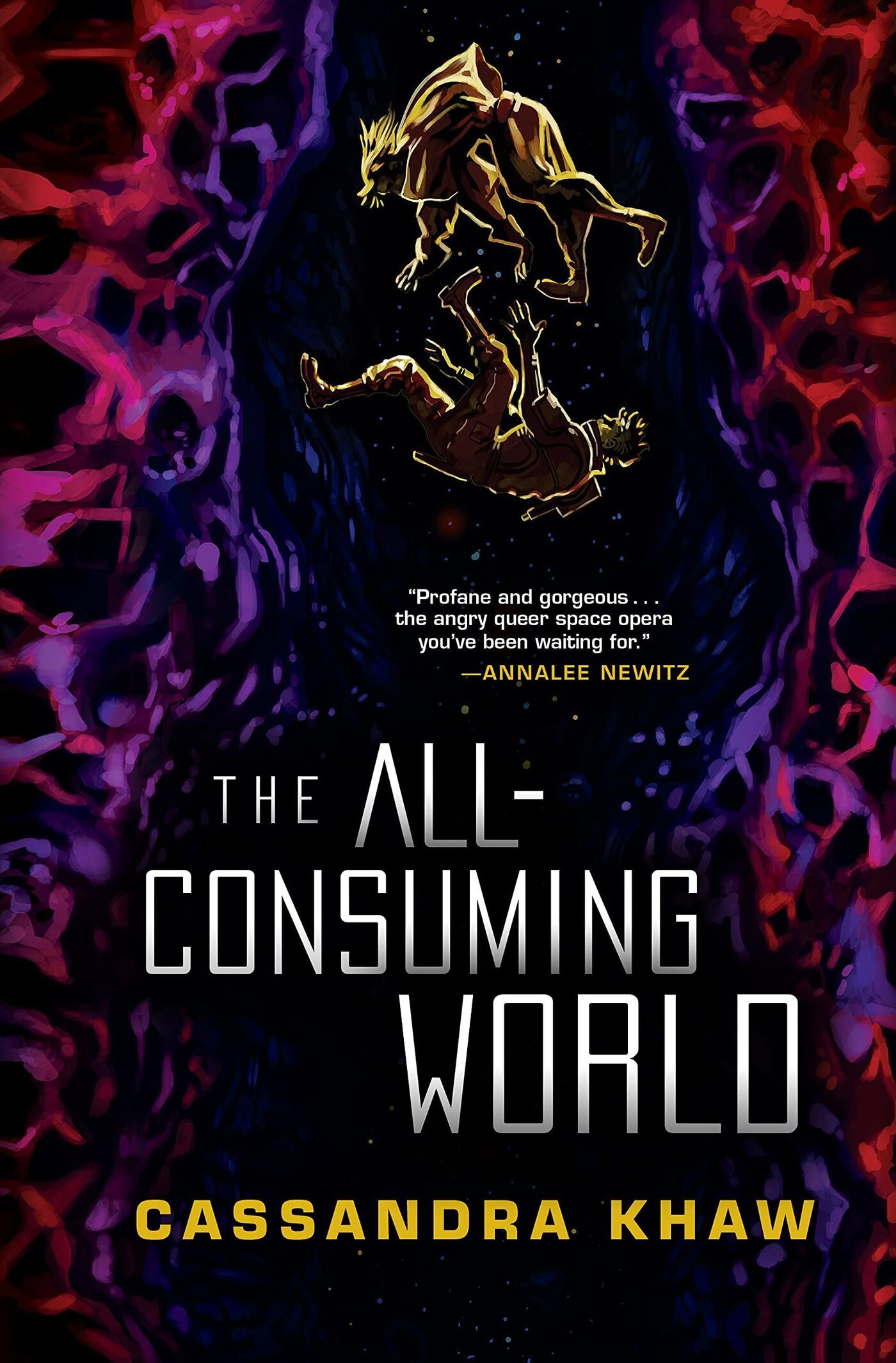 """""""The world that consumes everything"""", by Cassandra Khaw: NPR"""