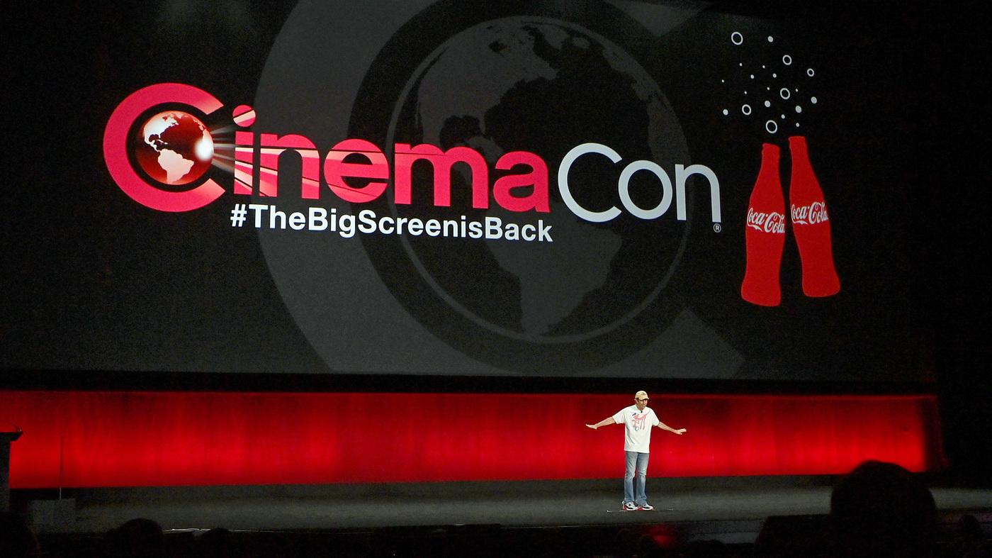 CinemaCon Shows Off A Pivotal Fall Movie Season - NPR